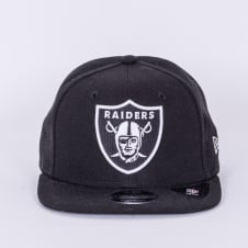 NFL Oakland Raiders Side Performance 9Fifty Snapback Cap