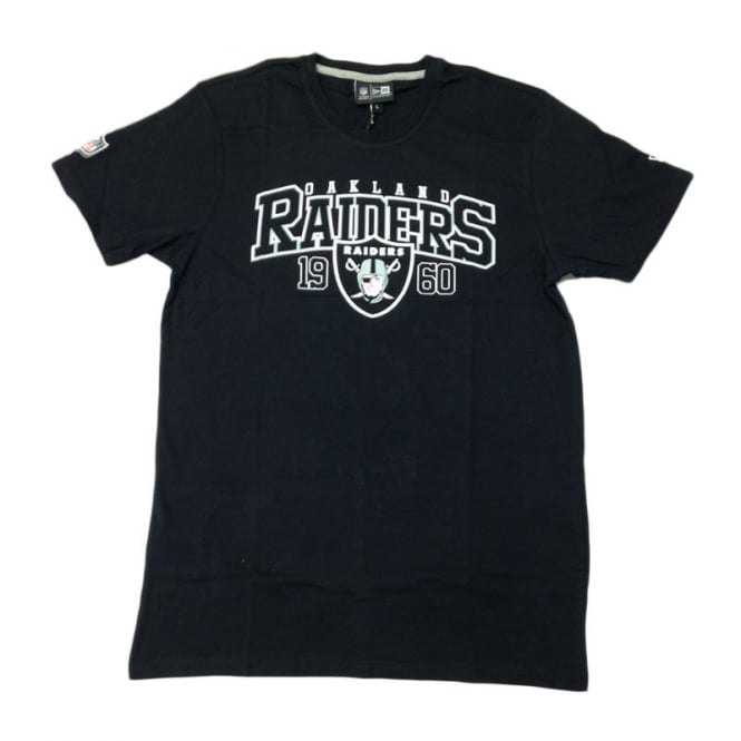 New Era NFL Oakland Raiders Team Arch T-Shirt