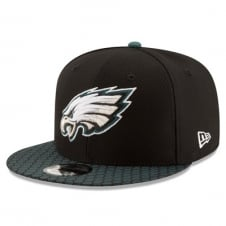 NFL Philadelphia Eagles 2017 Sideline 9Fifty Snapback Cap