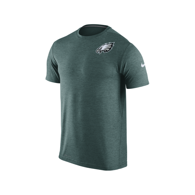Nike NFL Philadelphia Eagles Dri-Fit Touch Performance T-Shirt