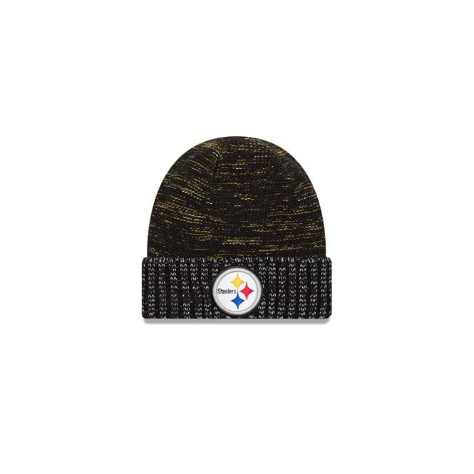 New Era NFL Pittsburgh Steelers 2017 Color Rush Knit - Knits from ... 990d77f4fb9f