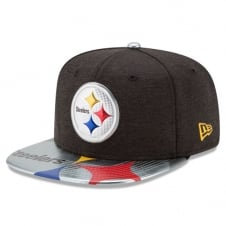 NFL Pittsburgh Steelers 2017 Draft 9Fifty Snapback Cap