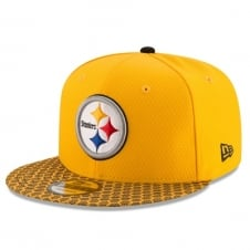 NFL Pittsburgh Steelers 2017 Sideline 9Fifty Snapback