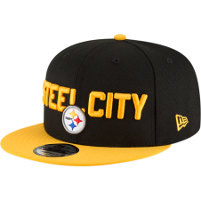 NFL Pittsburgh Steelers 2018 Draft Spotlight 9Fifty Snapback Cap
