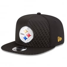 NFL Pittsburgh Steelers 9Fifty 2017 Color Rush Original Fit Snapback Cap
