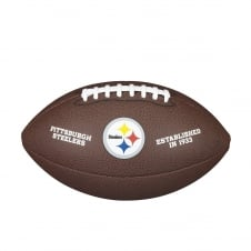 NFL Pittsburgh Steelers Composite Team Logo Football