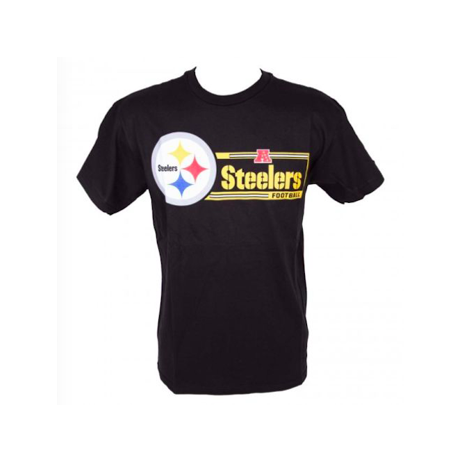 Majestic Athletic NFL Pittsburgh Steelers Critical Victory T-Shirt
