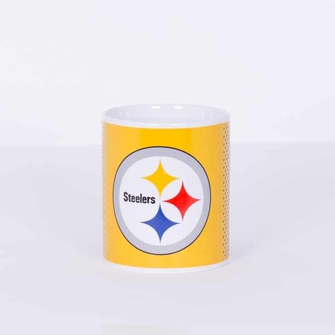 Forever Collectibles NFL Pittsburgh Steelers Fade Mug
