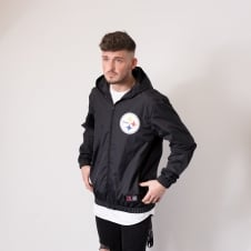 NFL Pittsburgh Steelers Racer Track Jacket