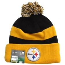 NFL Pittsburgh Steelers Sport Knit with Pom