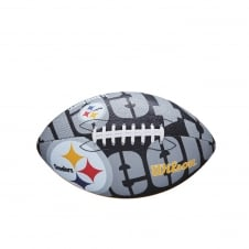 NFL Pittsburgh Steelers Team Logo Junior Football