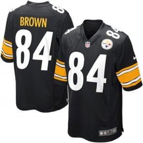 Nike NFL Pittsburgh Steelers Travel Mesh Dri-Fit T-Shirt - Teams ... 34b346dbd