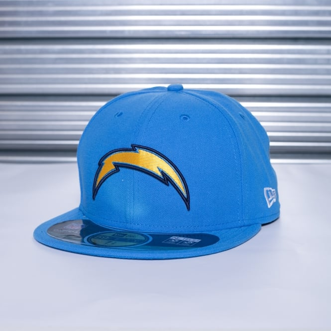 New Era NFL San Diego Chargers On Field 59Fifty Cap