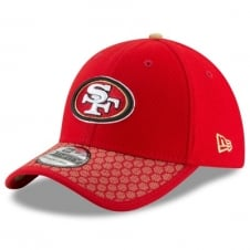 NFL San Francisco 49ers 2017 Sideline 39Thirty Cap