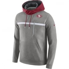 NFL San Francisco 49ers Champ Drive Pullover Hood