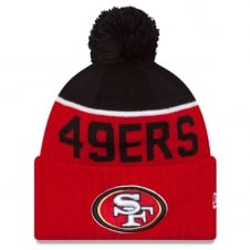 NFL San Francisco 49ers Youth 2015 Sideline Official Sport knit