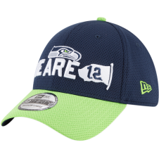NFL Seattle Seahawks 2018 Draft Spotlight 39Thirty Cap