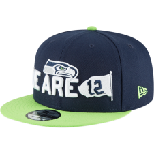 NFL Seattle Seahawks 2018 Draft Spotlight 9Fifty Snapback Cap