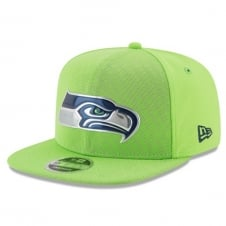NFL Seattle Seahawks 9Fifty 2017 Color Rush Original Fit Snapback Cap