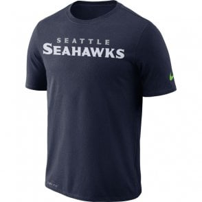 Nike NFL Seattle Seahawks Sideline Seismic Legend Performance T-Shirt
