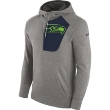 NFL Seattle Seahawks Fly Fleece CD PO Hoodie