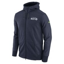 NFL Seattle Seahawks FZ Travel Hoodie