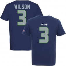 NFL Seattle Seahawks Russell Wilson Eligible Receiver T-Shirt