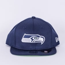 NFL Seattle Seahawks Youth Training Mesh 9Fifty Snapback Cap