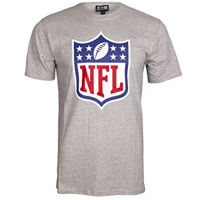 New Era NFL Shield Logo T-Shirt