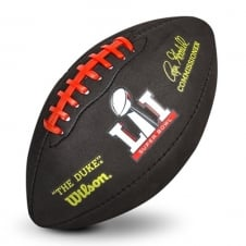 NFL Super Bowl 51 Mini Football
