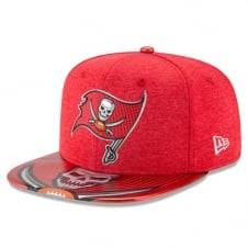 NFL Tampa Bay Buccaneers 2017 Draft 9Fifty Snapback Cap