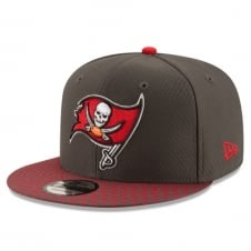 NFL Tampa Bay Buccaneers 2017 Sideline 9Fifty Snapback