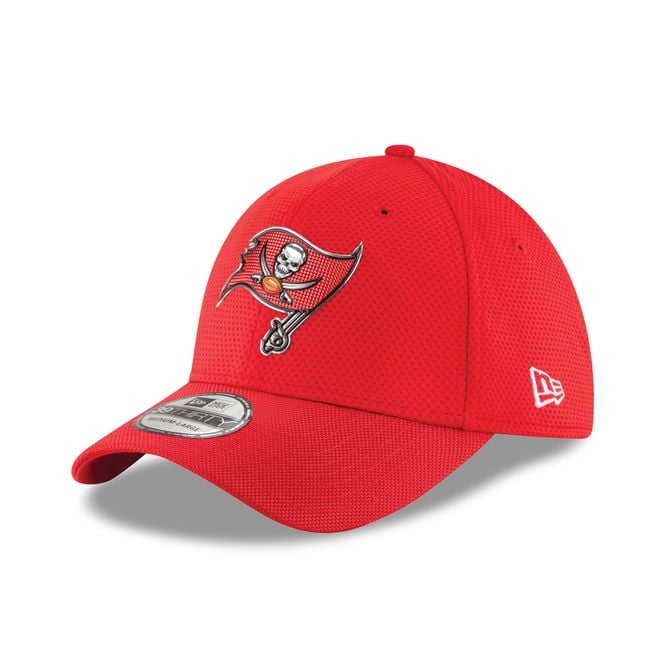 New Era NFL Tampa Bay Buccaneers 39Thirty Colour Rush On Field Cap