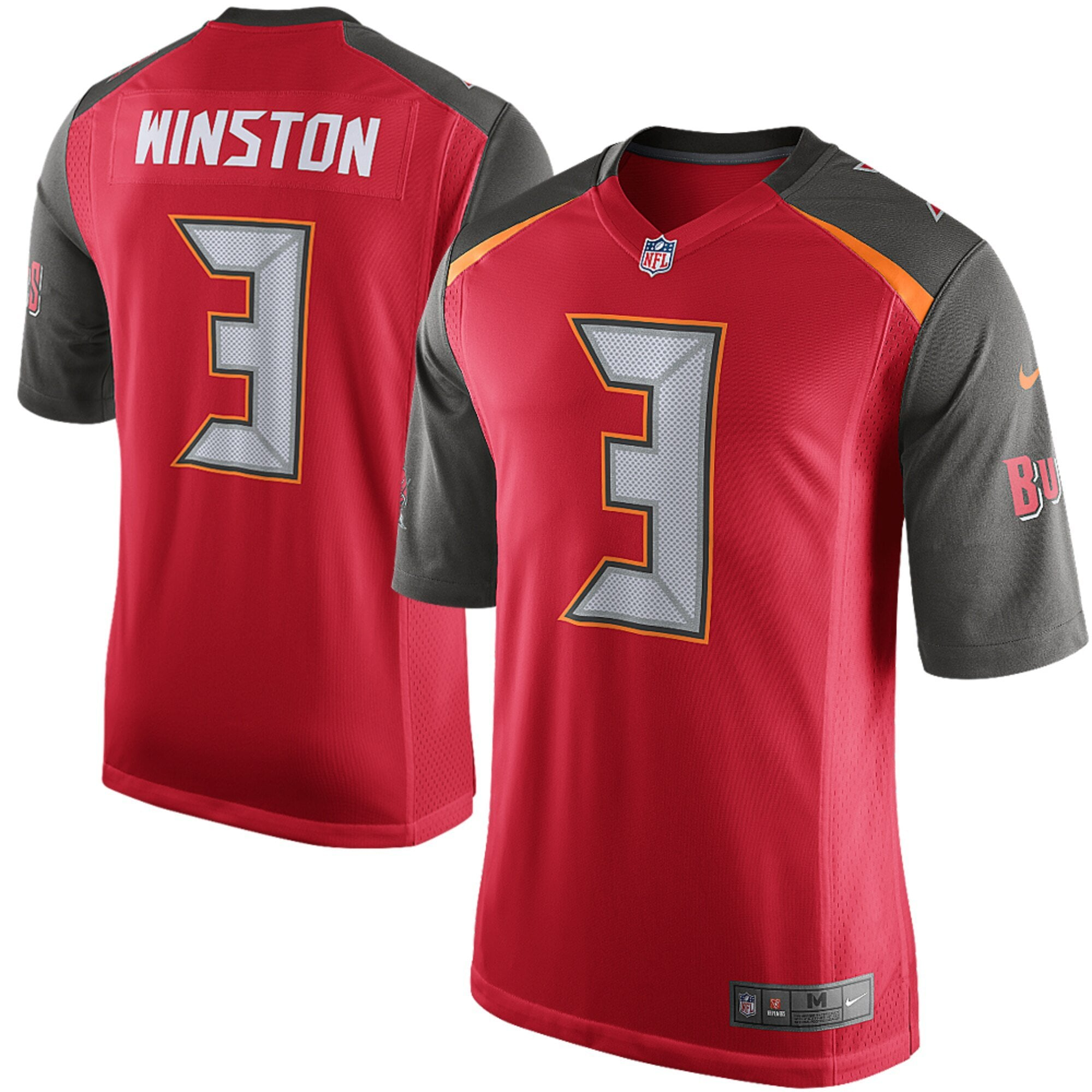 nike nfl tampa bay buccaneers youth home game jersey jameis winston teams from usa sports uk nike nfl tampa bay buccaneers youth home game jersey jameis winston