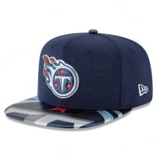 NFL Tennessee Titans 2017 Draft 9Fifty Snapback Cap