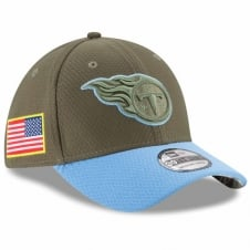 NFL Tennessee Titans 2017 Salute to Service 39Thirty Cap