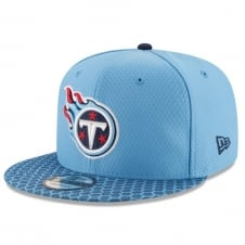 NFL Tennessee Titans 2017 Sideline 9Fifty Snapback Cap