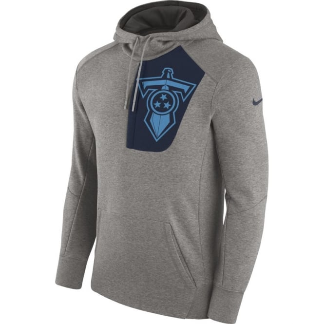 Nike NFL Tennessee Titans Fly Fleece CD PO Hoodie