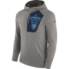NFL Tennessee Titans Fly Fleece CD PO Hoodie
