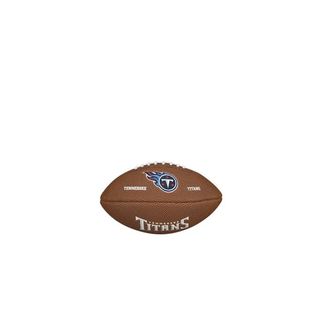 Wilson NFL Tennessee Titans Mini Soft Touch Football