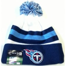 NFL Tennessee Titans On Field Sport Pom Knit