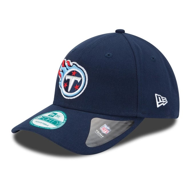 New Era NFL Tennessee Titans The League 9Forty Adjustable Cap
