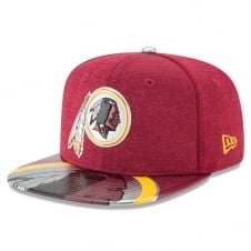 NFL Washington Redskins 2017 Draft 9Fifty Snapback Cap