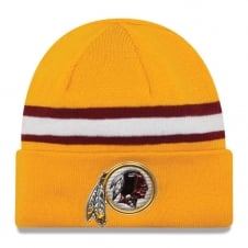 NFL Washington Redskins Colour Rush On Field Cuffed Knit