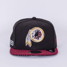 NFL Washington Redskins Liquid Logo 2016 ISG 9Fifty Snapback Cap