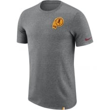 NFL Washington Redskins Marled Patch Dri-Fit T-Shirt