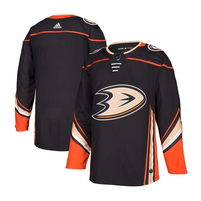 Adidas NHL Anaheim Ducks Authentic Pro Home Jersey