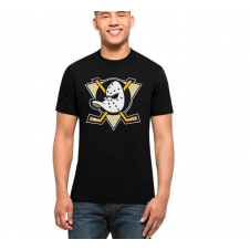 NHL Anaheim Ducks Black Graphic T-Shirt
