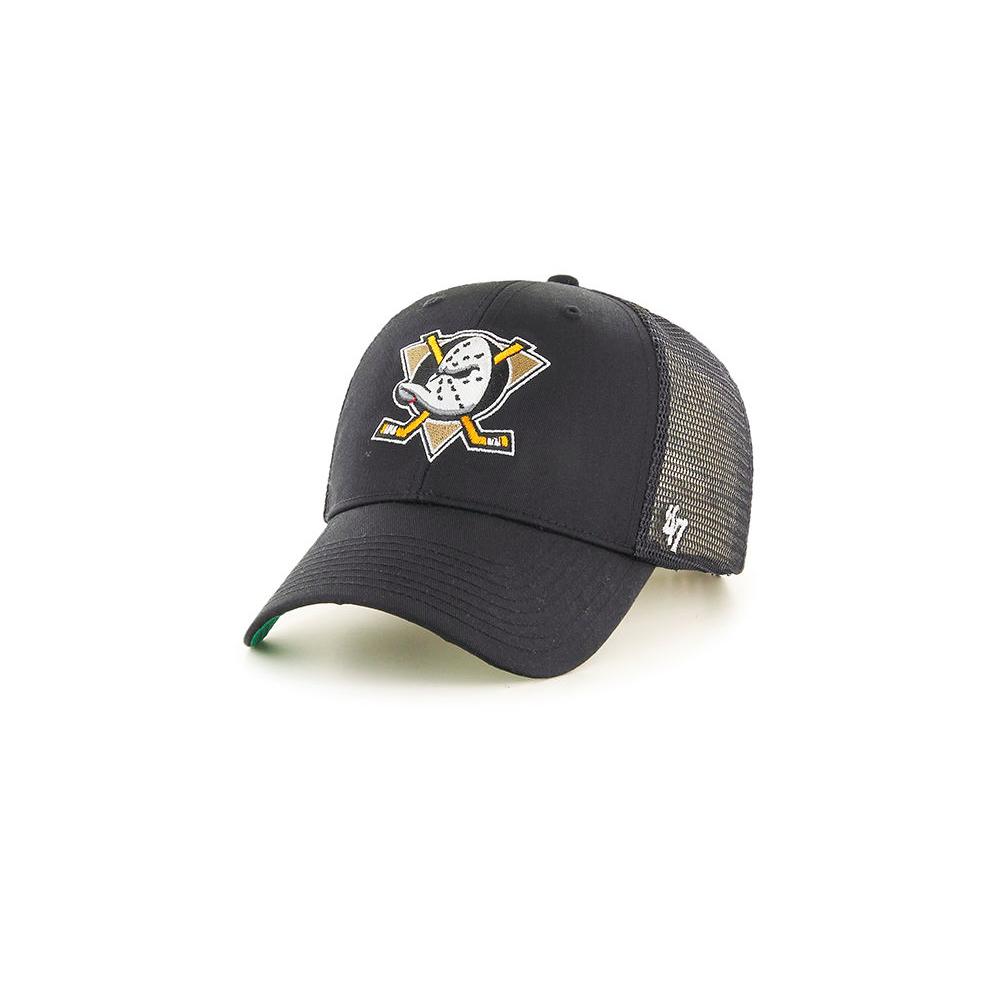 1a68044fa3bea0 47 NHL Anaheim Ducks Branson '47 MVP Trucker Cap - Headwear from USA ...