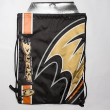 NHL Anaheim Ducks Cropped Logo Drawstring Backpack